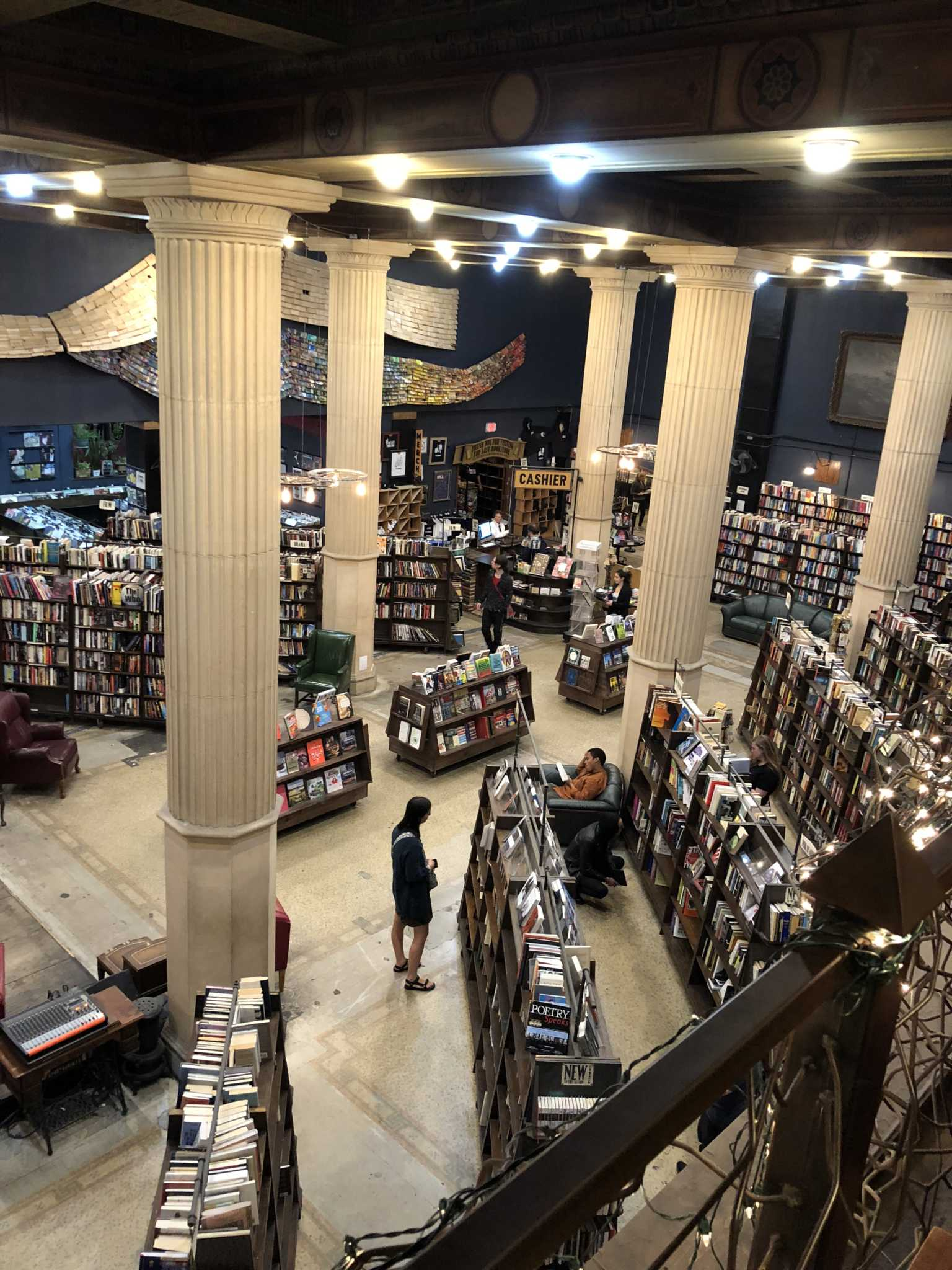 Los Angeles bookstore
